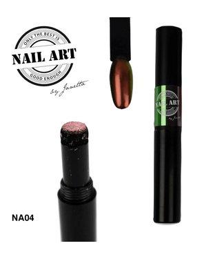 Urban Nails Chrome Pigment Pen 04