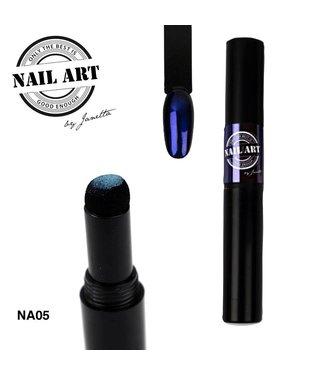 Urban Nails Chrome Pigment Pen 05