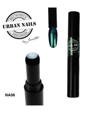 Urban Nails Chrome Pigment Pen 06