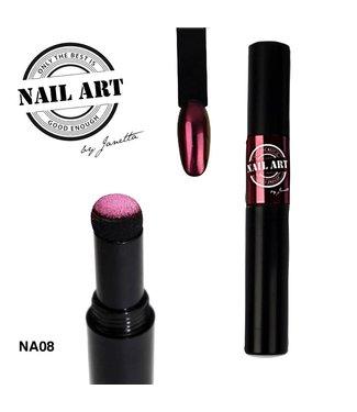 Urban Nails Chrome Pigment Pen 08