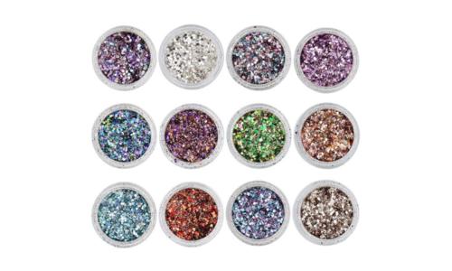 Glitter & Inlay sets