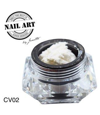 Urban Nails Carving Gel 02 Wit 7 gr.