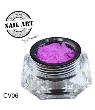 Urban Nails Carving Gel 06 Paars 7 gr.