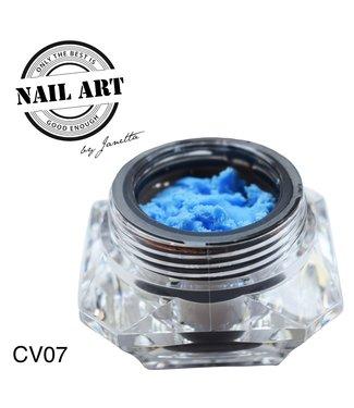 Urban Nails Carving Gel 07 Blauw 7 gr.