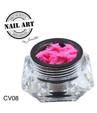 Urban Nails Carving Gel 08 Roze 7 gr.