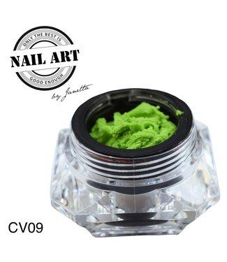Urban Nails Carving Gel 09 Lime 7 gr.