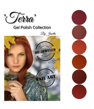 Urban Nails Terra Gelpolish Collection by Janetta