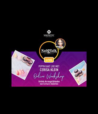Magnetic Nail Design E-workshop Cerisa's Sweeties