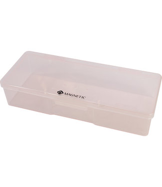 Magnetic Personal box  large clear
