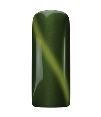 Magnetic Nail Design Cat Eye Gelpolish Emerald