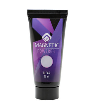 Magnetic Nail Design Tube PowerGel Clear 50 gr.