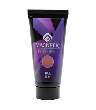 Magnetic Nail Design Tube PowerGel Nude 50 gr.