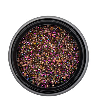 Magnetic Inlay Rose Gold Diamond