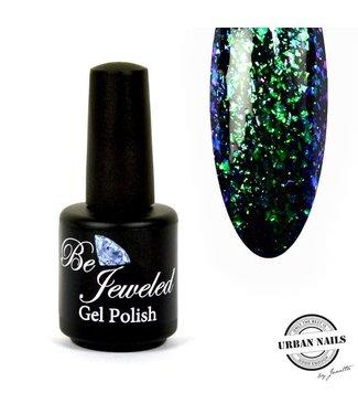 Urban Nails Glitter Topgel 01