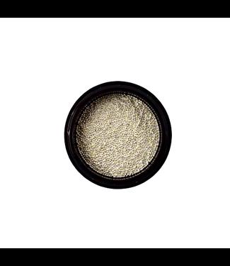 Urban Nails Caviar Beads Zilver 0,6 mm.