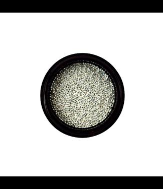 Urban Nails Caviar Beads Zilver 0,8 mm.