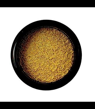Urban Nails Caviar Beads Goud 0,4 mm.