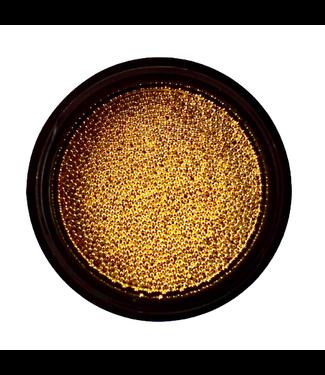 Urban Nails Caviar Beads Goud 0,6 mm.