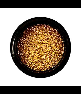 Urban Nails Caviar Beads Goud 1 mm.