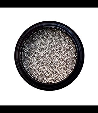 Urban Nails Caviar Beads Chrome 0,6 mm.