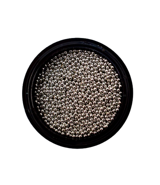Urban Nails Caviar Beads Chrome 1 mm.