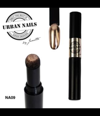 Urban Nails Chrome Pigment Pen 09