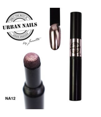 Urban Nails Chrome Pigment Pen 12