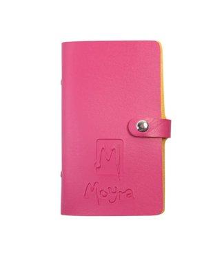 Moyra Mapje voor Mini Stempelplaten Pink