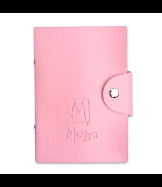 Moyra Mapje voor Stempelplaten Pink