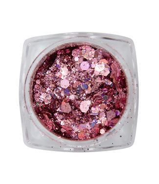 Magnetic Metal Inlay Pink