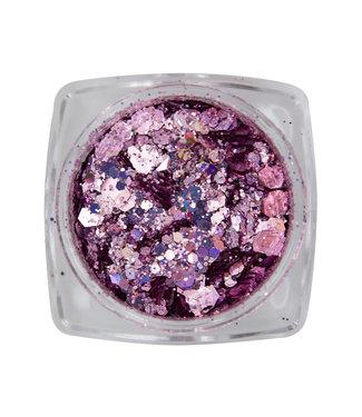 Magnetic Metal Inlay Purple