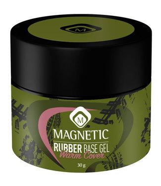 Magnetic Nail Design Pot Rubber Base Warm Cover 30 gr.