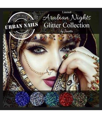 Urban Nails Arabian Nights Glitter Collection