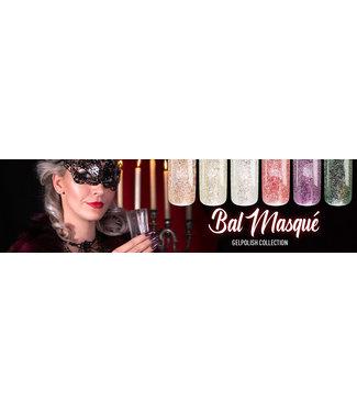 Magnetic Bal Masqué Gelpolish Set 6 stuks
