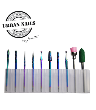 Urban Nails Manicure Set Rainbow