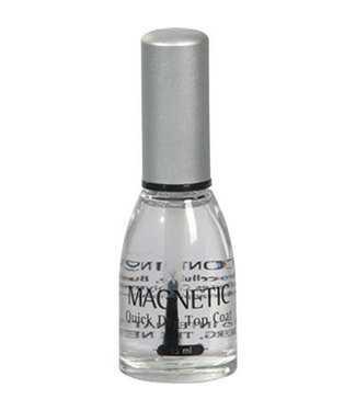 Magnetic Nail Design Quick Dry Top Coat 15 ml.