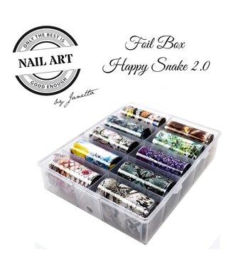 Urban Nails Foil Box Happy Snake 2.0