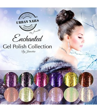 Urban Nails Enchanted Gelpolish Collection
