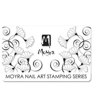 Moyra Schraper nr. 11 Zwart/transparant