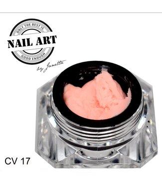 Urban Nails Carving Gel 17 Peach 7 gr.