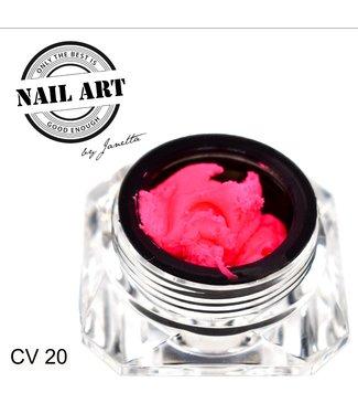 Urban Nails Carving Gel 20 Koraal Roze 7 gr.