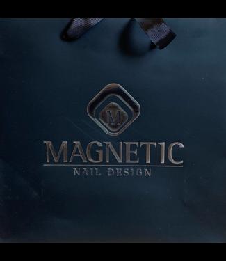 Magnetic Papieren Tasje Zwart