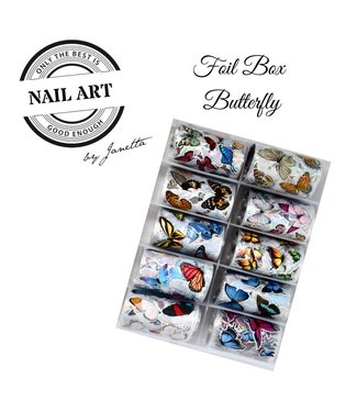 Urban Nails Foil Box Butterfly