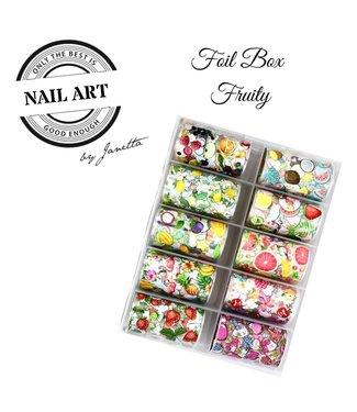 Urban Nails Foil Box Fruity