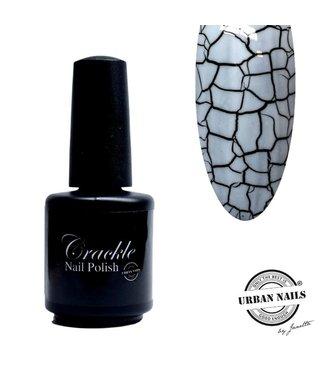 Urban Nails Crackle Nail Polish 01 Wit