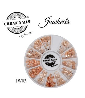Urban Nails Juwheel 03 Rosé