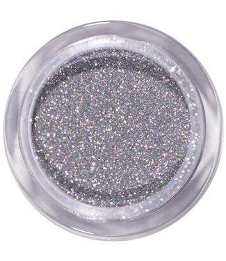 Magnetic Starburst Glitter Silver