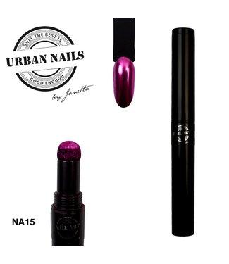 Urban Nails Chrome Pigment Pen 15
