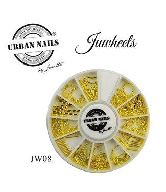 Urban Nails Juwheel 08