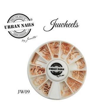 Urban Nails Juwheel 09